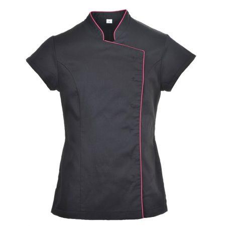 portwest-lw15-wrap-tunic-black